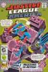 Justice League of America #52 comic books - cover scans photos Justice League of America #52 comic books - covers, picture gallery