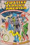 Justice League of America #53 comic books - cover scans photos Justice League of America #53 comic books - covers, picture gallery