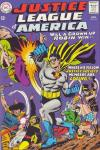 Justice League of America #55 comic books - cover scans photos Justice League of America #55 comic books - covers, picture gallery