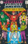 Justice League of America #57 comic books - cover scans photos Justice League of America #57 comic books - covers, picture gallery