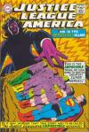 Justice League of America #59 comic books - cover scans photos Justice League of America #59 comic books - covers, picture gallery