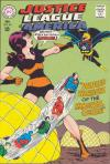 Justice League of America #60 comic books - cover scans photos Justice League of America #60 comic books - covers, picture gallery