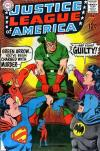 Justice League of America #69 comic books for sale