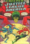Justice League of America #70 comic books - cover scans photos Justice League of America #70 comic books - covers, picture gallery