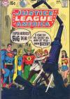 Justice League of America #73 comic books for sale