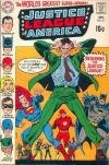 Justice League of America #77 comic books - cover scans photos Justice League of America #77 comic books - covers, picture gallery