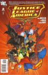Justice League of America #2 comic books - cover scans photos Justice League of America #2 comic books - covers, picture gallery