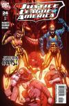 Justice League of America #24 comic books - cover scans photos Justice League of America #24 comic books - covers, picture gallery