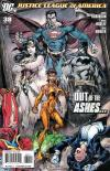 Justice League of America #38 comic books - cover scans photos Justice League of America #38 comic books - covers, picture gallery