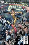 Justice League of America #40 comic books - cover scans photos Justice League of America #40 comic books - covers, picture gallery