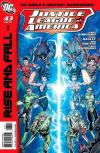Justice League of America #43 comic books - cover scans photos Justice League of America #43 comic books - covers, picture gallery