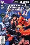 Justice League of America #58 comic books - cover scans photos Justice League of America #58 comic books - covers, picture gallery