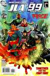 Justice League of America/The 99 #6 Comic Books - Covers, Scans, Photos  in Justice League of America/The 99 Comic Books - Covers, Scans, Gallery