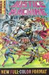 Justice Machine #4 comic books for sale