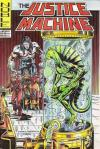 Justice Machine #5 comic books for sale
