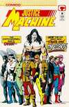 Justice Machine #26 comic books - cover scans photos Justice Machine #26 comic books - covers, picture gallery