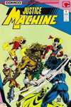 Justice Machine #6 comic books for sale