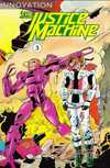Justice Machine #3 comic books - cover scans photos Justice Machine #3 comic books - covers, picture gallery