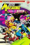 Justice Machine featuring the Elementals comic books