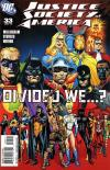Justice Society of America #33 comic books - cover scans photos Justice Society of America #33 comic books - covers, picture gallery