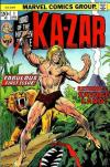 Ka-Zar #1 Comic Books - Covers, Scans, Photos  in Ka-Zar Comic Books - Covers, Scans, Gallery