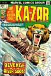 Ka-Zar #7 comic books - cover scans photos Ka-Zar #7 comic books - covers, picture gallery