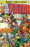 Ka-Zar #8 Comic Books - Covers, Scans, Photos  in Ka-Zar Comic Books - Covers, Scans, Gallery