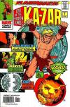 Ka-Zar: Sibling Rivalry comic books