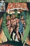 Ka-Zar the Savage #10 Comic Books - Covers, Scans, Photos  in Ka-Zar the Savage Comic Books - Covers, Scans, Gallery