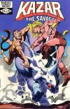 Ka-Zar the Savage #14 comic books - cover scans photos Ka-Zar the Savage #14 comic books - covers, picture gallery