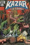 Ka-Zar the Savage #18 comic books - cover scans photos Ka-Zar the Savage #18 comic books - covers, picture gallery