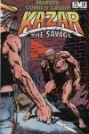 Ka-Zar the Savage #19 comic books - cover scans photos Ka-Zar the Savage #19 comic books - covers, picture gallery