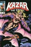 Ka-Zar the Savage #28 comic books - cover scans photos Ka-Zar the Savage #28 comic books - covers, picture gallery