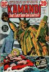 Kamandi: The Last Boy on Earth # comic book complete sets Kamandi: The Last Boy on Earth # comic books