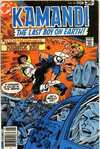 Kamandi: The Last Boy on Earth #58 comic books for sale