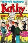 Kathy Comic Books. Kathy Comics.