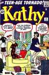 Kathy #17 Comic Books - Covers, Scans, Photos  in Kathy Comic Books - Covers, Scans, Gallery