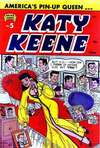 Katy Keene #5 comic books - cover scans photos Katy Keene #5 comic books - covers, picture gallery