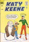 Katy Keene #58 cheap bargain discounted comic books Katy Keene #58 comic books