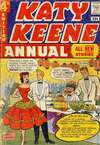 Katy Keene #4 comic books - cover scans photos Katy Keene #4 comic books - covers, picture gallery