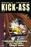 Kick-Ass #1 comic books - cover scans photos Kick-Ass #1 comic books - covers, picture gallery
