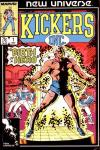 Kickers Inc. #1 comic books - cover scans photos Kickers Inc. #1 comic books - covers, picture gallery
