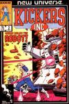 Kickers Inc. #2 comic books for sale