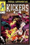 Kickers Inc. #3 comic books for sale