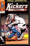 Kickers Inc. #7 comic books for sale