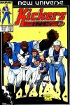 Kickers Inc. #9 comic books for sale