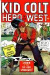 Kid Colt Outlaw Comic Books. Kid Colt Outlaw Comics.