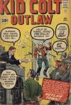 Kid Colt Outlaw #101 Comic Books - Covers, Scans, Photos  in Kid Colt Outlaw Comic Books - Covers, Scans, Gallery