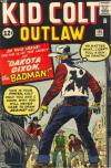 Kid Colt Outlaw #105 Comic Books - Covers, Scans, Photos  in Kid Colt Outlaw Comic Books - Covers, Scans, Gallery