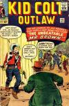 Kid Colt Outlaw #112 Comic Books - Covers, Scans, Photos  in Kid Colt Outlaw Comic Books - Covers, Scans, Gallery